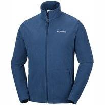 Vest Columbia Men Fast Trek Light Full Zip Fleece Carbon